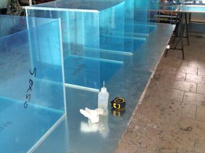 Cubi in plexiglas
